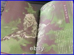 Nippon Yokai Guide Color Edition Big Jaguars Gojin Ishihara Japan Rare Book