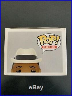 Notorious BIG Funko Pop Rare Vaulted