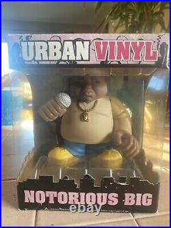 Notorious Big Rare Hip Hop Figure funko Urban Vinyl