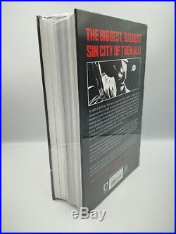 OOP Frank MIller's Big Damn Sin City Sealed! NEW RARE! ENG ORIGINAL EDITION