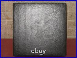 Original Space Shuttle Buran Heat Shield Thermal Black Tile Big Size Rare