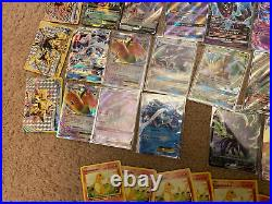 Pokemon Card collection lot. Holos BIG COLLECTION Holos/reverse/rares Full Art