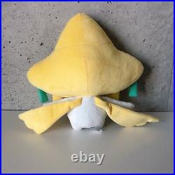 Pokemon Center Original Jirachi Life Size Plush Doll BIG 32cm Limited 2017 Rare