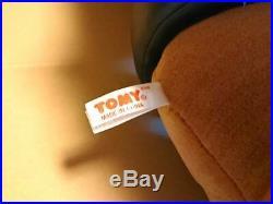 Pokemon entei big size Plush Doll Tomy Very Rare tomy