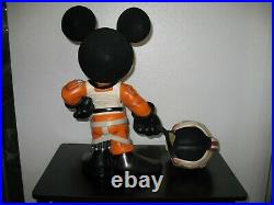 RARE 2007 Star Wars Weekends Mickey as X-Wing Fighter Pilot Big Fig #490/600