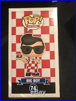 RARE 2019 BOBS BIG BOY funko pop shop store hollywood limited edition exclusive