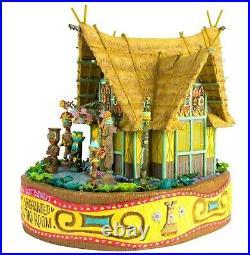RARE Disney Big Fig Enchanted Tiki Room Adventureland by Larry Nikolai Retired