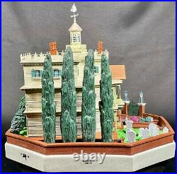 RARE Disney Big Fig Haunted Mansion in New Orleans Square by Larry Nikolai
