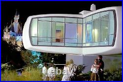 RARE Disney Big Fig Tomorrowland Light & Sound Features by Larry Nikolai NIB