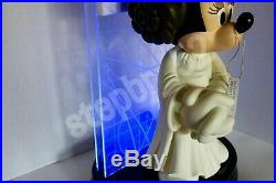 RARE Disney Star Wars Weekends 2007 Minnie Leia Big Figure. Limited 1/600
