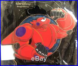 RARE Disney WDI Pin Baymax Big Hero 6 Profile Le 250 Jumbo