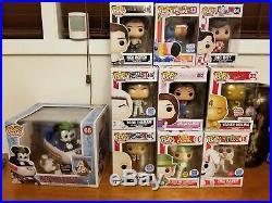 RARE Funko Pop Grail Lot Nick Morton Bob's Big Boy Toucan Sam MORE + Mystery box