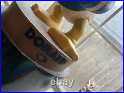 RARE Limited Edition 1934 Disney DONALD DUCK Big Figure Statue 20 with stand