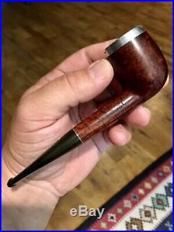 RARE Made 1938-1942 Kaywoodie Gale Wind Proof Pipe Big 4 Hole Stinger Mint Condi