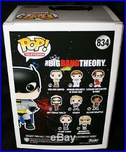 RARE Simon Helberg Signed Autograph Howard Batman Big Bang Theory Funko POP PSA