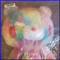 RARE Toreba Japan Gloomy Bear Fantasy Fur Pink 48cm Jumbo Big Plush Chax GP