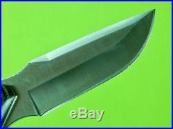 RARE US Early Buck 403 Big Sky Hunting Fighting Knife