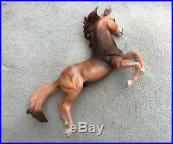 Rare Breyer Horse Web Special #712178 Leandro Big Cat Series Lion Silver SR 280
