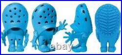 Rare Croslite Guy Blue Crocs Shoes Sandals Giant Big Store Display