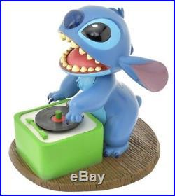 Rare Disney Store Japan Stitch Big Figure Music Box LE 300 JDS 15th Anniversary