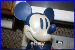 Rare Disney's 75th Anniversary Mickey Mouse Big Figure Fig