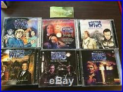 Rare Dr. Doctor Who Big Finish COMPLETE Audio CD set 1-110 Plus 2002-2008 LOT