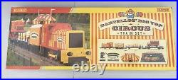 Rare Hornby R1107 Oo Gauge Bartellos Big Top Circus Train Set