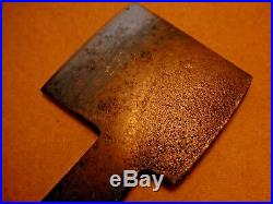 Rare Vintage 1911-1914 Olcut Union Olean Ny USA Kabar Hatchet Pocket Knife Big