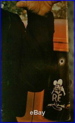 Rare, Vintage, Big Daddy Roth Magazine, No. 1, Oct. /Nov. 1964, Peter Millar's