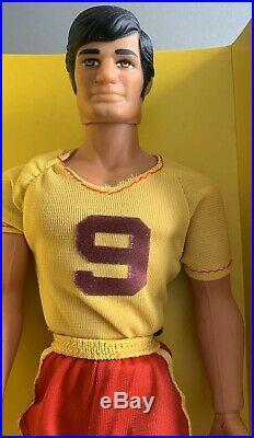 STARKICKER, Big Jim, soccer, Football, extremly rare, Fussballspieler, 8210, vintage