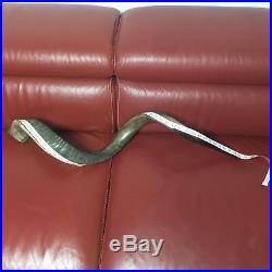 Sale For Yemenite BIG shofar kudu horn Chofar 54 Half Natural VERY RARE