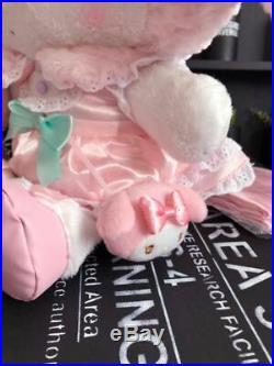 Sanrio My Melody Omekashi Dress Up Style DX Big Large Plush RARE 2014