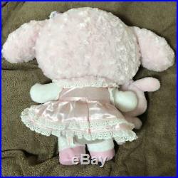 Sanrio My Melody Omekashi Dress Up Style DX Big Large Plush RARE 2014 doll rare