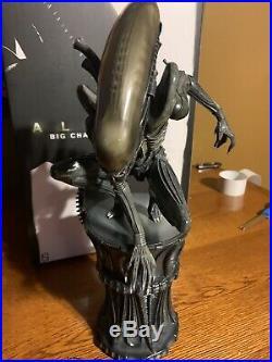 Sideshow Alien Big Chap Statue / Sideshow Rare Polystone Statue / Aliens Statue
