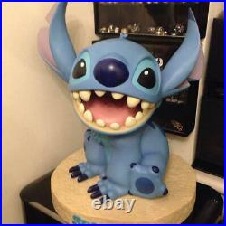 Stitch big figure 50 cm Tall Disney Store Limited Super Rare Item Japan