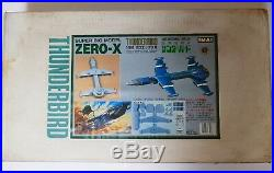 Thunderbirds IMAI Super Rare 1/600 Zero-X Super Big Resin Model First Edition