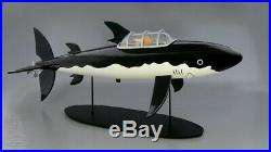 Tintin The Shark Submarine Big Figurine Statue LE of 7000 Extremely Rare