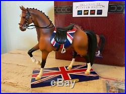 Trail of Painted Ponies BIG BEN 1E/1917 RARE! RETIRED