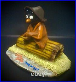 Uber Rare Amazing Htf Disney Song Of The South Tar Baby Big Diorama Only 4 Left