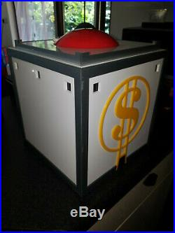Ultra Rare! Walt Disney Scrooge McDuck Money Bin Big Bank Figurine Statue