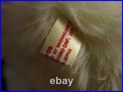 VTG 70's Rare Nyamy Washino BIG 14 Monchhichi Cat