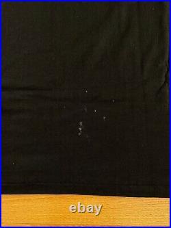 VTG RARE 1990 Spider-Man Big Print Marvel Comics Shirt SIGNED! Sz XL! McFarlane
