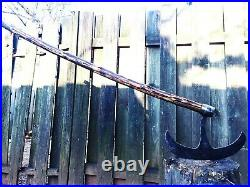 Very Rare Big Antique French Executioners Execution Battle axe Not Sword
