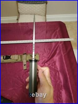 Very Rare Zero Tolerance/Strider Big Fix Blade ZT-9 Discontinued