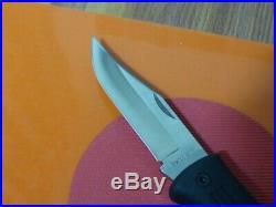 Vintage Kershaw 1061 Big Hoss Lock Back Hunting Folder Knife- NOS/RARE