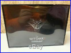 WITCHER 2 ASSASSINS OF KINGS COLLECTOR'S BIG BOX Xbox 360 Very Rare