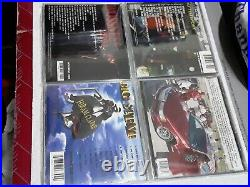 Woss Ness Big Steve Cds Collection Rare Texas G Funk Gangsta Rap Hip Hop 90s 00s